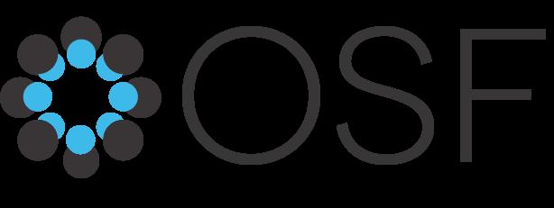 open science framework logo ile ilgili görsel sonucu