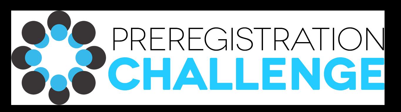 prereg challenge